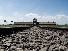 Birkenau.. the Gate of Death