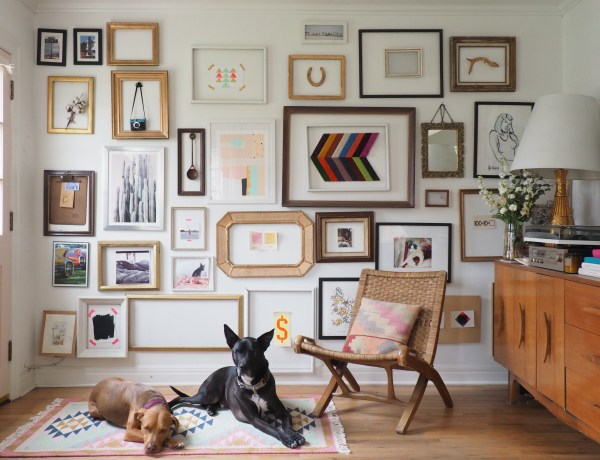 Five Tips for Creating a Gallery Wall