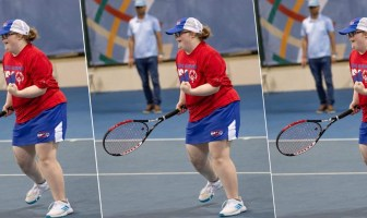 Haley McDaniel Special Olympics World Games