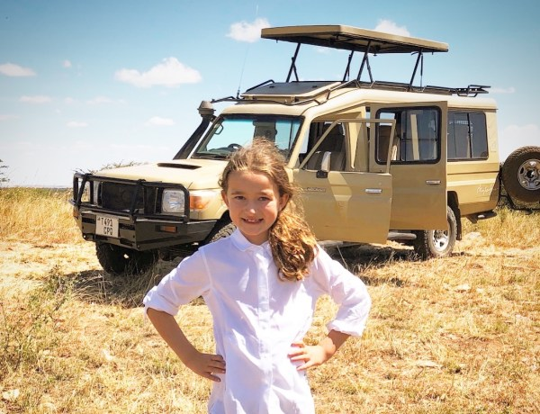 How This 9-year-old Girl Became a Wildlife Advocate
