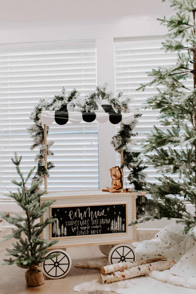 Chalkfulloflove - Christmas decor