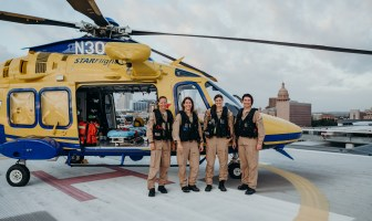 Women of Travis County Star Flight