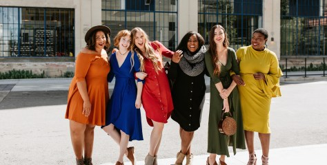 Austin Women Are Wearing Dresses Every Day to Fight Human Trafficking