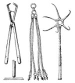 stock-photo-29126114-19th-century-engraving-ancient-roman-implements-of-torture