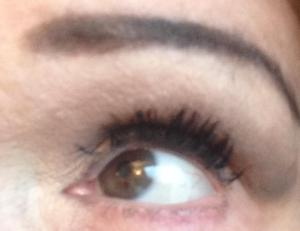 Second Coat Eye Opened