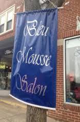Bleu Mousse