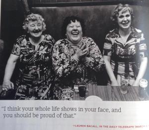 Real Simple Real Ladies laughing