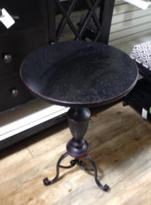 Round table I almost purchased