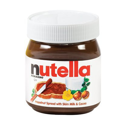 pity party food nutella