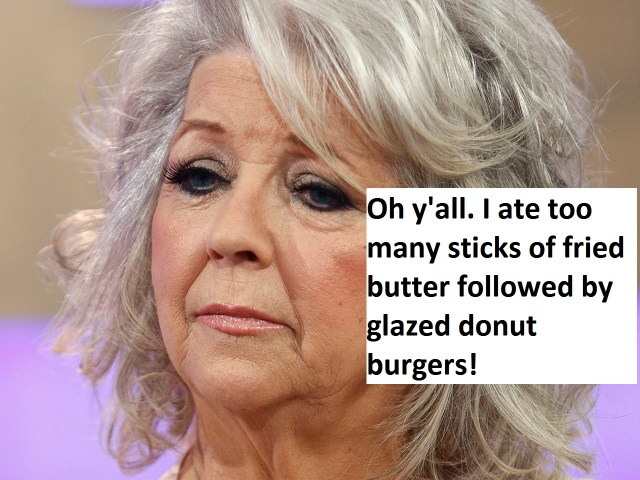 TODAY -- Pictured: Paula Deen appears on NBC News'