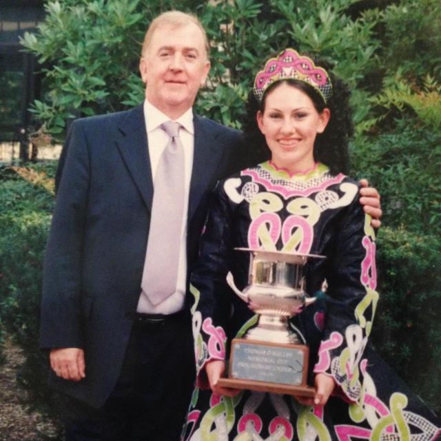 Oona and Bernard Hynes, ADCRG