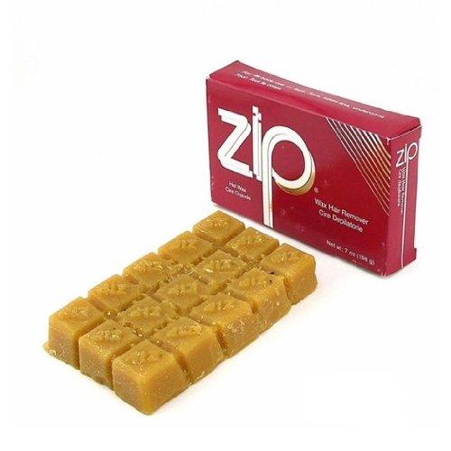 Zip wax