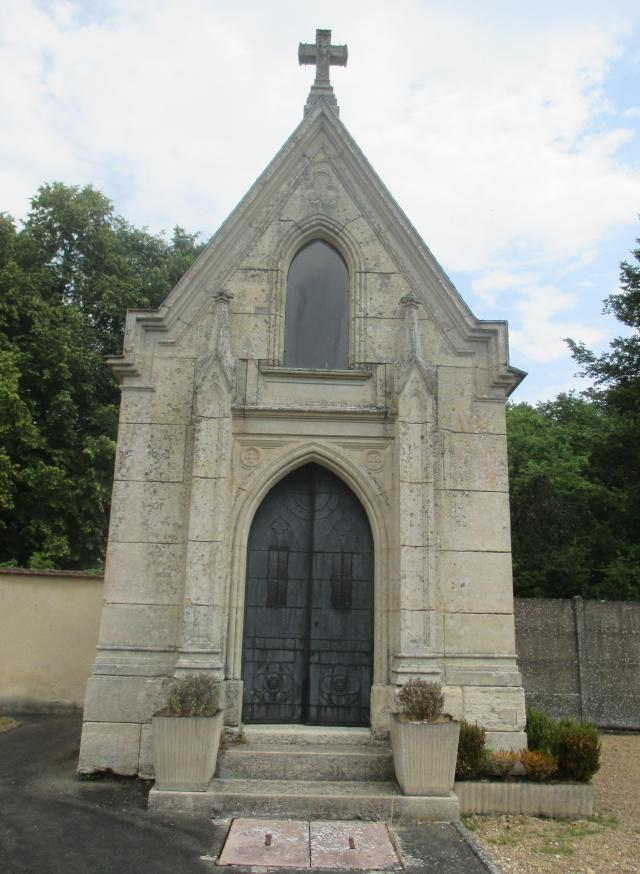 St. Hilarion. Chapelle in Cemetary