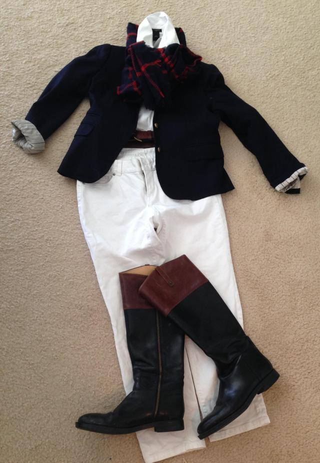My Napoleonic Inspired military wear