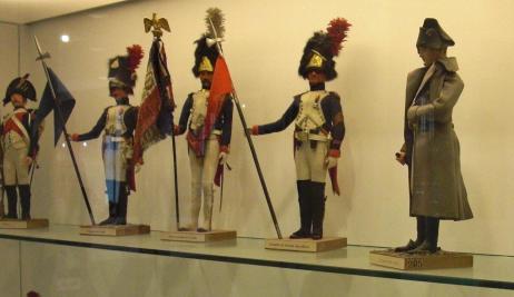 Paris Invalides More Military dolls Napoleonic | Atypical 60