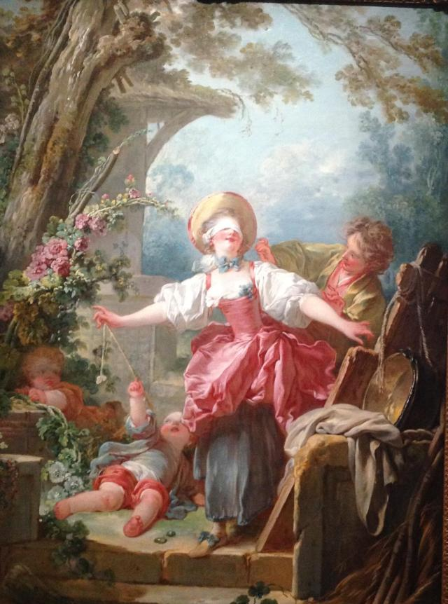 Paris. Fragonard Exhibit 1