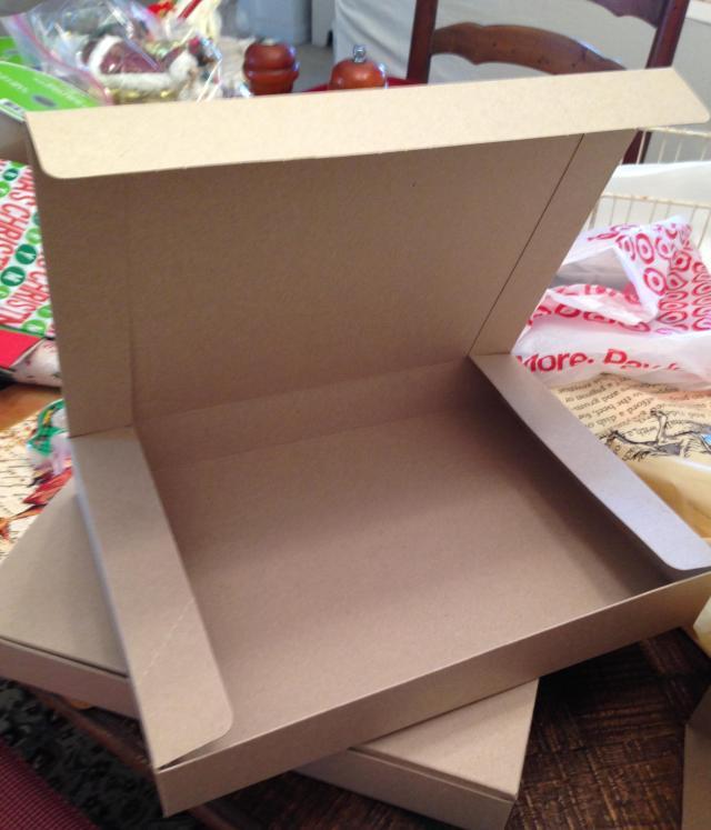 Madewell box one piece