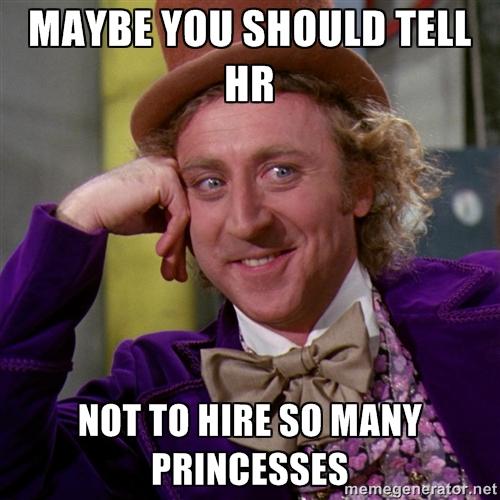 HR meme