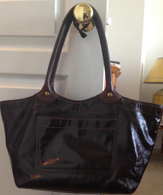 Coach bag exterior