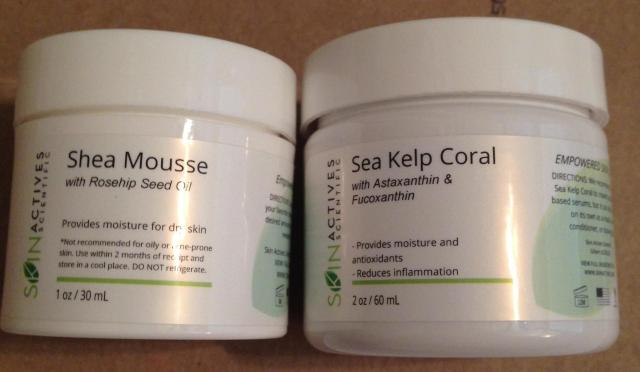 Kit Shea Mousse and Sea Kelp