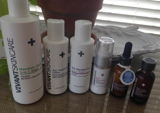 Product from Vivant Skincare