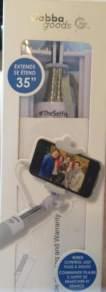 Selfie Stick in Box