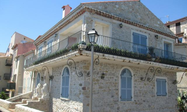 Antibes. One of my favorite homes