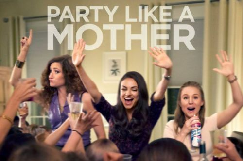 badmoms Party like a mutha!