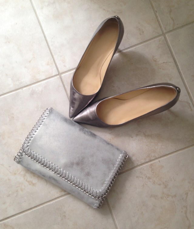 Chelsea 28 and Ivanka trump shoes
