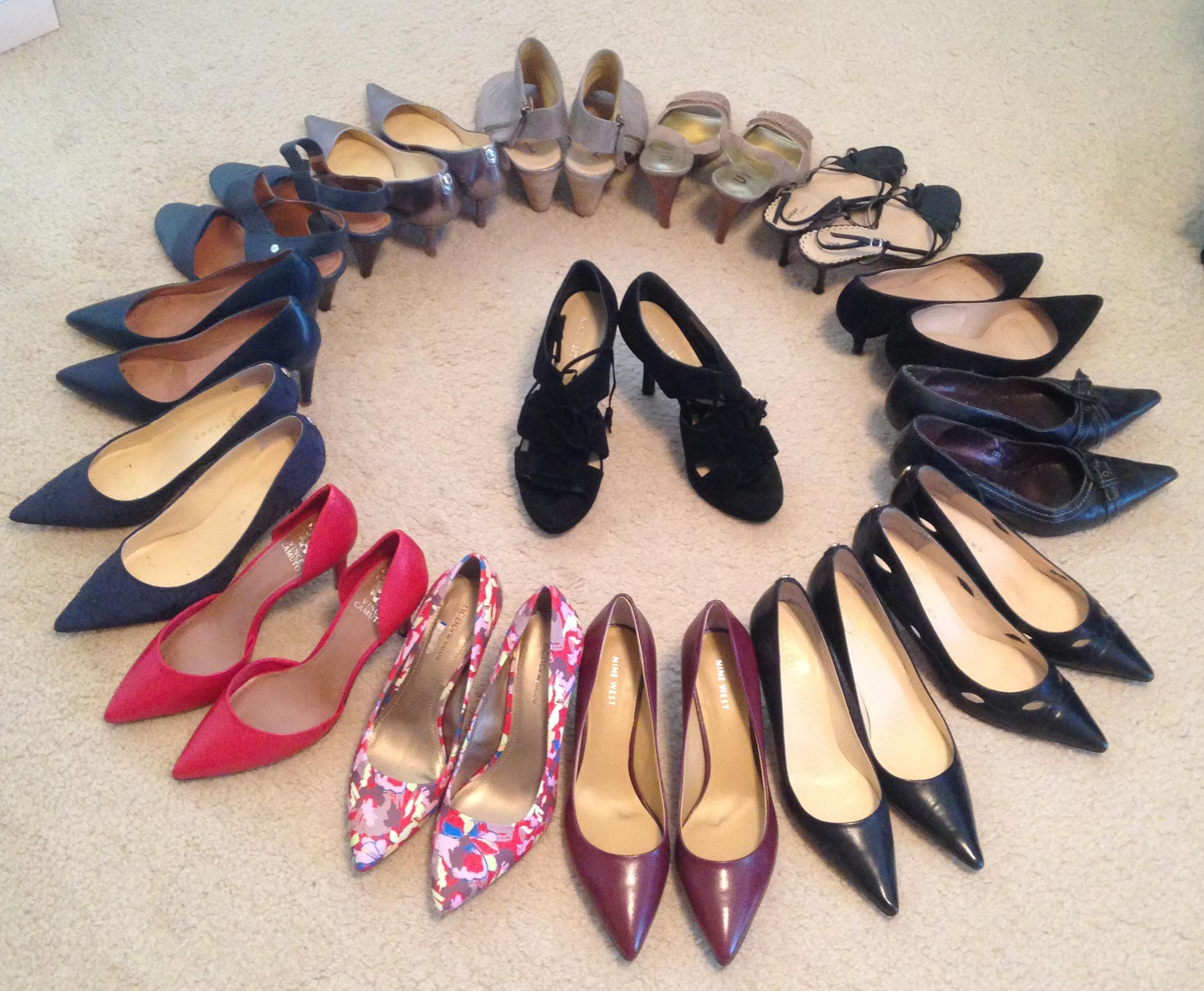 Heel Mary Full of Grace, My Shoes Are With Thee.. | Atypical 60