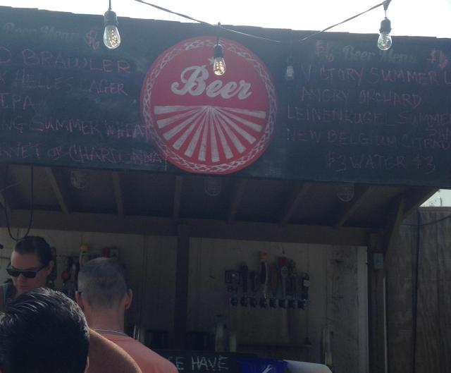 Beer Stand