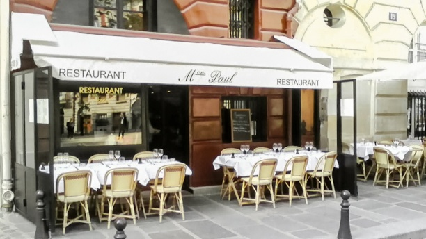 Image result for atypical60 restaurant paul place dauphine