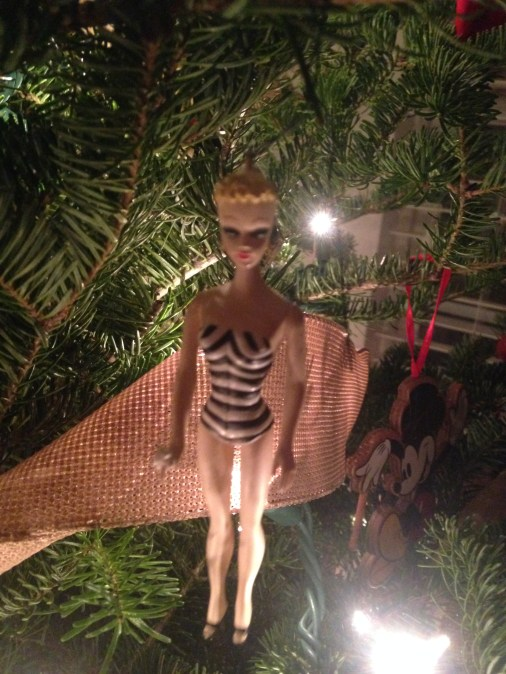 barbie-ornament