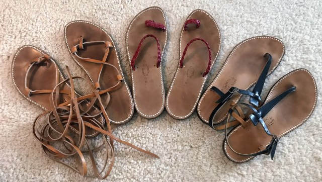 The Shoes of Summer. Sandals, of Course! | Atypical 60