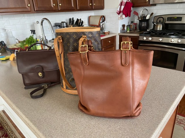 This Old Bag's Got More Old Bags! More Vintage Bag Love. Coach Has Returned  into My Life | Atypical 60