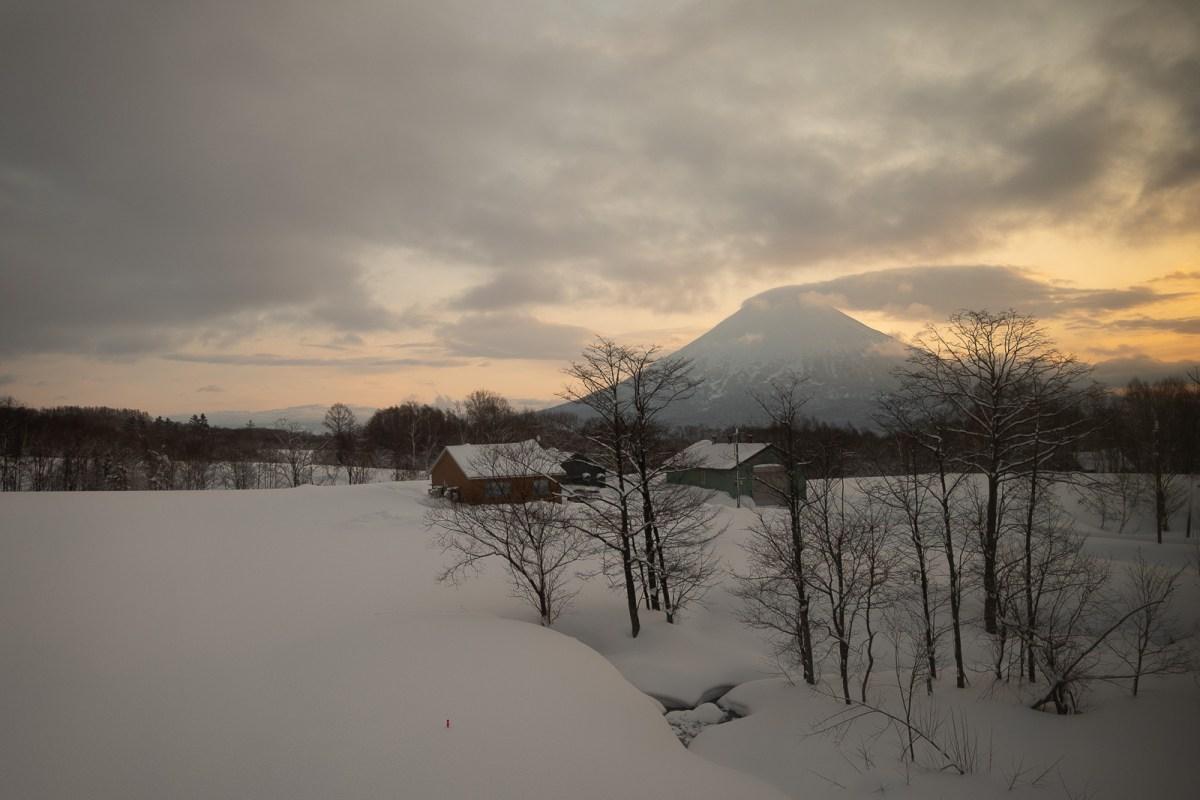 On Skiing Hokkaido