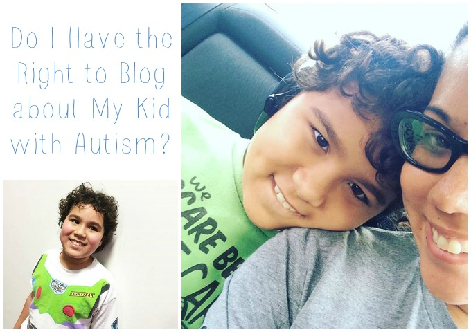 Why I Blog About My Kid with Autism Atypical Familia