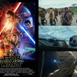 Star Wars: The Force Awakens - Trailer & Sensory Friendly Film Info
