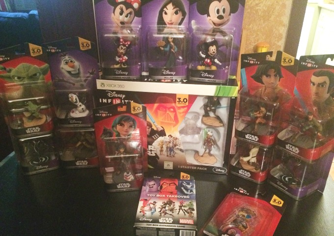 Disney Infinity 3.0 Atypical Familia Review