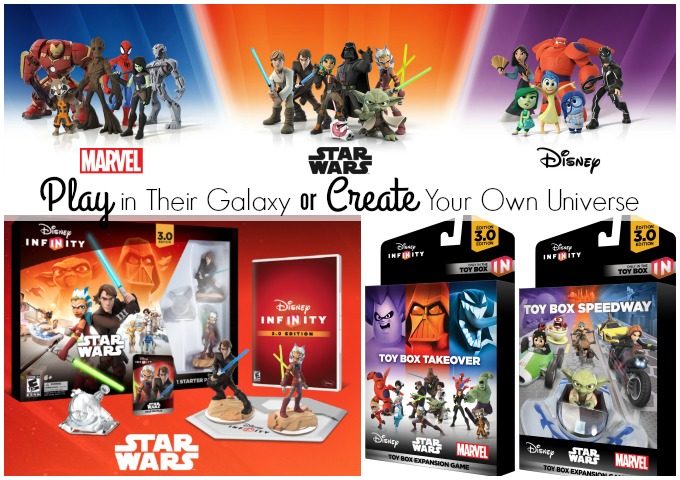 Disney Infinity 3.0 Atypical Familia Video Game Review