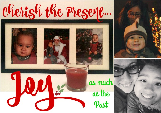 Cherish the Present is JOY Atypical Familia