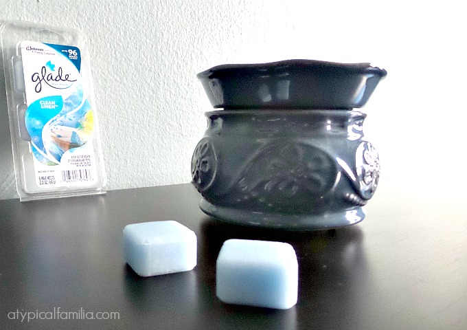 Glade Wax Melts Final Touch for any home makeover Atypical Familia