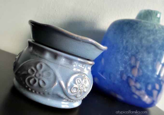 Glade Wax Melts Warmer Atypical Familia