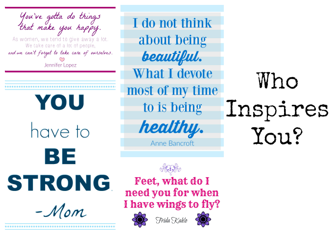 Healthy Inspiration Quotes