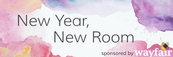 New Year, New Room Bedroom Ideas inspired by Wayfair