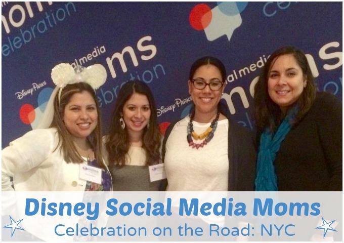 Disney Social Media Moms Celebration on the Road in NYC