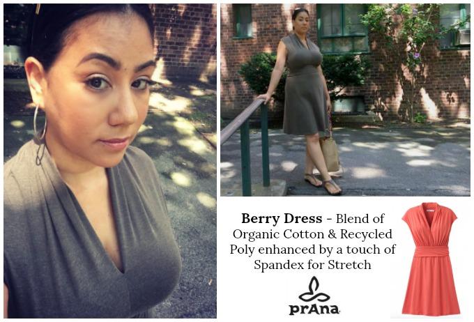 Berry Dress prAna via Atypical Familia by Lisa Quinones Fontanez