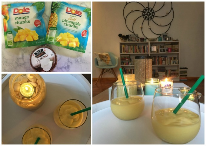 Tropical Smoothie Recipe Atypical Familia by Lisa Quinones Fontanez
