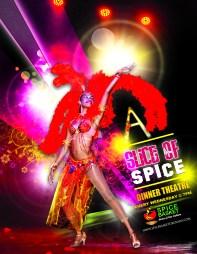 """Spice Basket's """"Slice of Spice"""" flyer"""