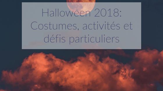 Halloween: activités de stimulation
